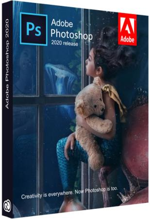 Adobe Photoshop 2020 21.1.2.136  RePack by Pooshock