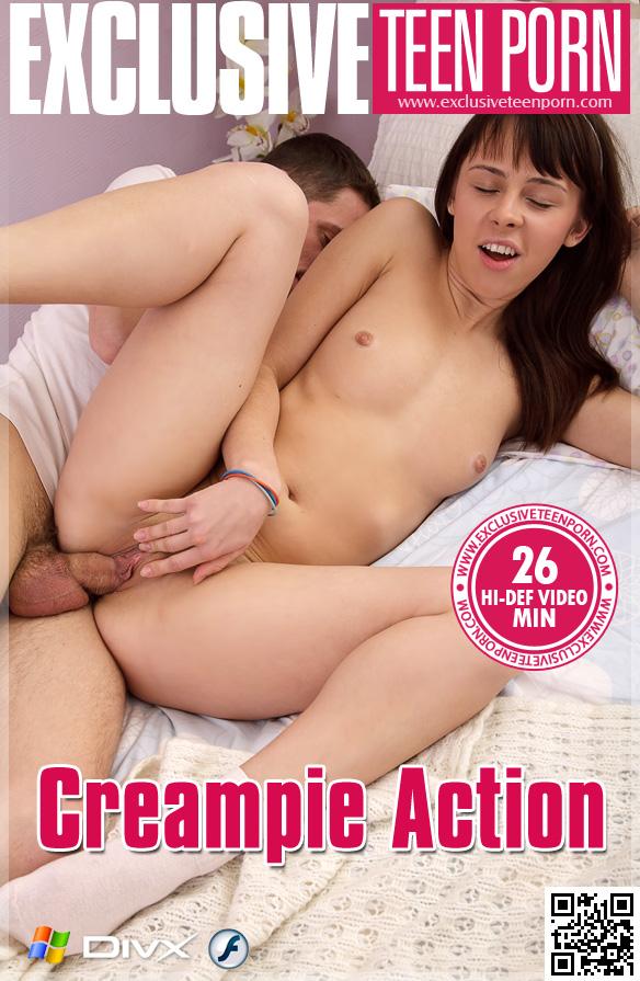 Alina - Creampie action [ExclusiveTeenPorn] (HD|WMV|788 MB|2020)