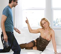 Cherie DeVille-Sneaking Out