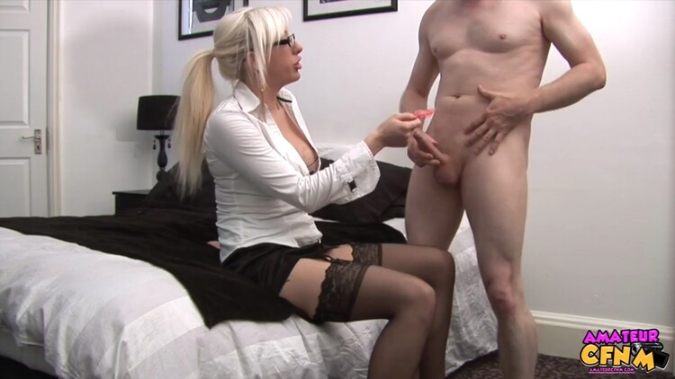 Naked cfnm male female clothed Clothed Female,