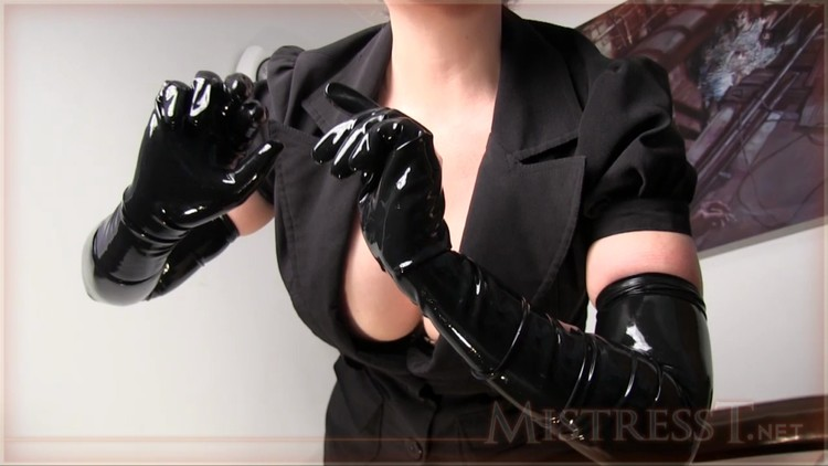 Latex Gloves With Nails Scandal Planet 1
