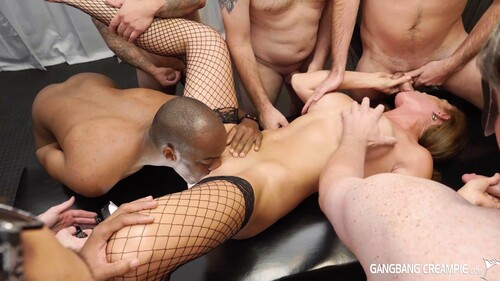 GangBang – Ivy Secret