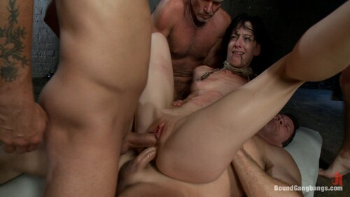 Elise Graves (Locked in a Dungeon and Used as a Sex Toy)