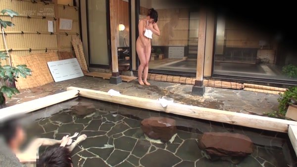 107OKYH-058 Hiyori (24) Estimated F Cup Female college student found in Hakone hot spring village One towel Would you like to enter the men's bath?