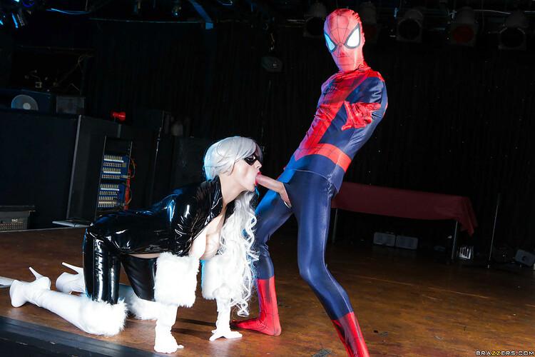 Fotos XXX con los mejores cosplays