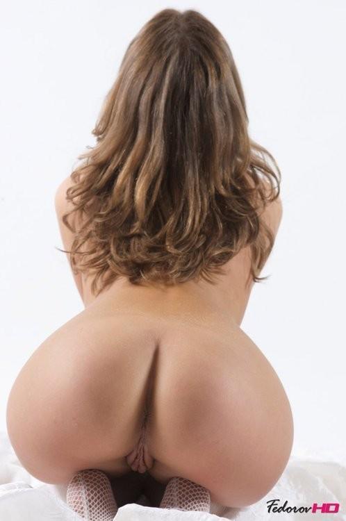Fotos XXX de chicas cachondas mostrando el culo