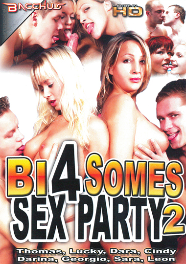 Bi 4somes Sex Party 2 (2015)