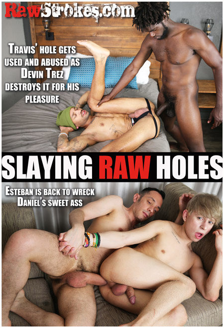 Slaying Raw Holes (2019)