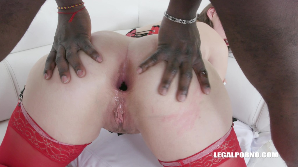 LegalPorno - Interracial Vision - Taylee Wood is back to test black bulls IV420