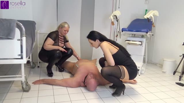 RosellaExtrem - Next slave filled with shit and snot!