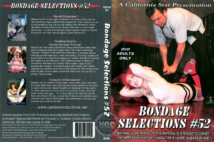 Bondage Selections 52 2020 [SD 640x480] [834 MB]