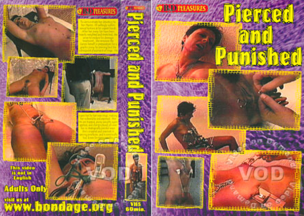 Pierced And Punished [MPEG-4]