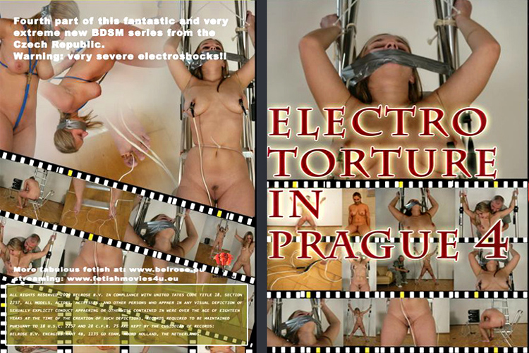 Electro Torture in Prague 4 - SD 720x540 [972 MB] (2020)
