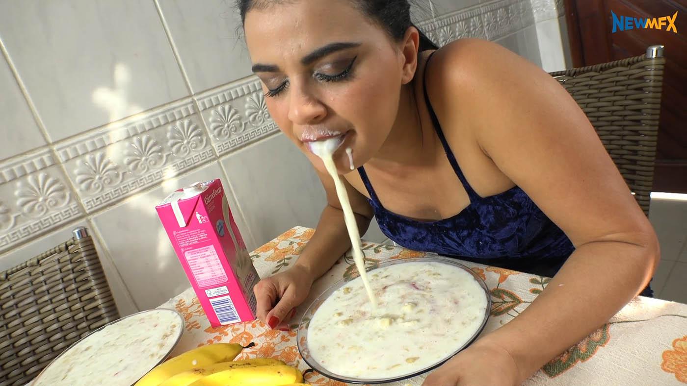 Newvomitinbrazil - Milk and Bananas