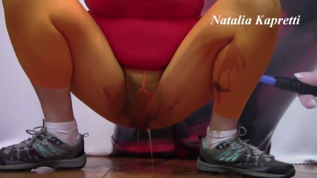 Mistress Natalia Kapretti - Fuck, I shit myself, what an embarrassment