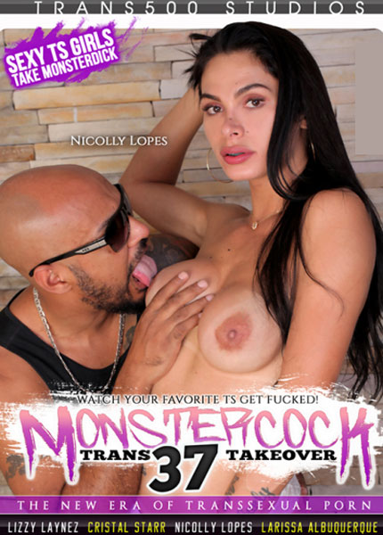 Monster Cock Trans Takeover 37 (2020)