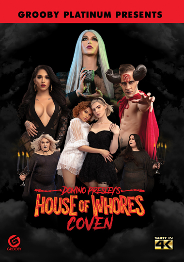 Domino Presley's House Of Whores – Coven (2019)