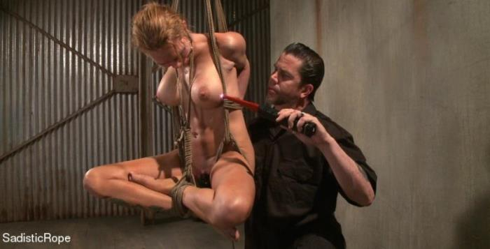 Rain Degrey - Hardcore Suffering and Brutal Orgasms (BDSM) - SadisticRope [HD 720p]