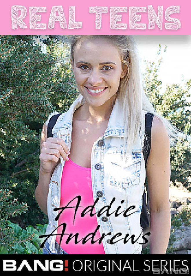 Addie Andrews - Addie Andrews Is A Hot And Naughty Blondie (2020/ Bang! Originals/Bang.com/HD)