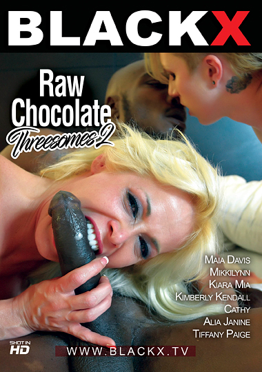 Raw Chocolate Threesomes 2 (2018)