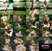 Roxy Ryder in Roxy Ryder Sucks Dick In The Disc Golf Field Bang! Originals/Bang.com - [HD 720p]