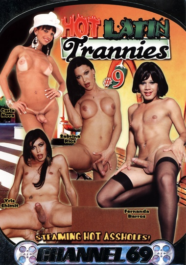 Hot Latin Trannies 9 (2008)
