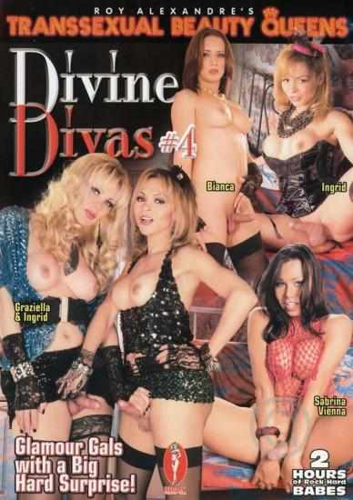 Trannsexual Beauty Queens - Divine Divas 4 (2013)