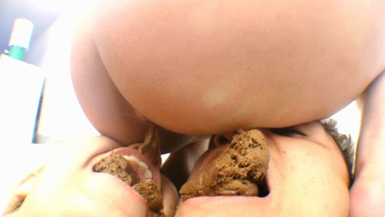SG-Video - Scat Swallow - A Gift For My Boyfriend!