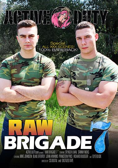 Raw Brigade 7 (2020)