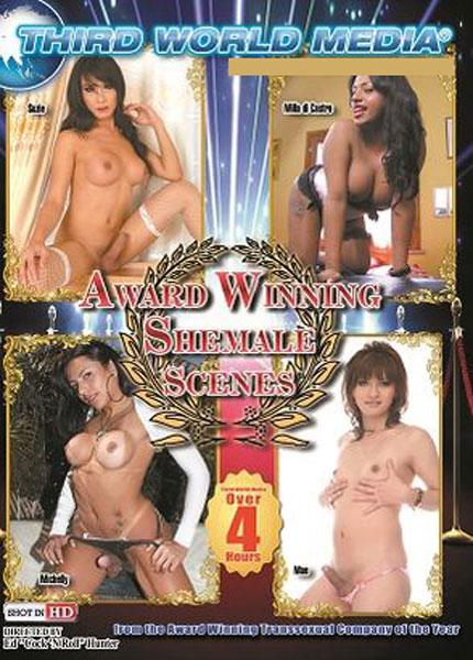 Award Winning Shemale Scenes (2014)