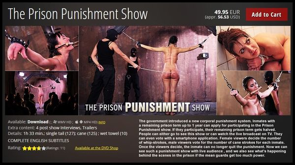 The Prison Punishment Show (2020/HD/3.55 GB)