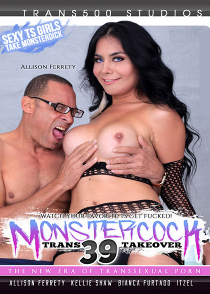Monster Cock Trans Takeover 39 (2020)