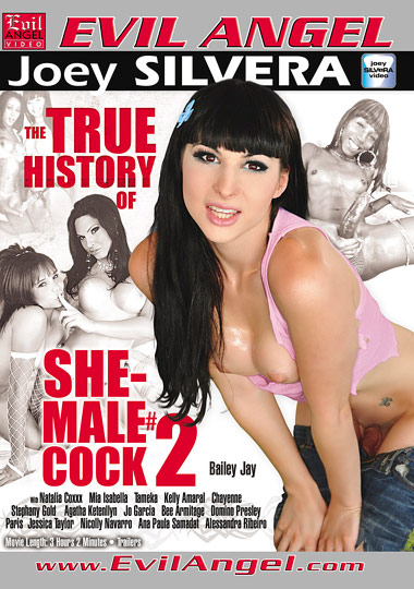 True History of She-Male Cock 2 (2013)