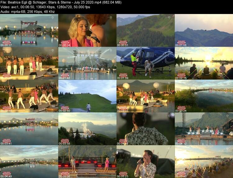 Schlager, Stars & Sterne - 25.7.2020 (13V HD) [German TV]