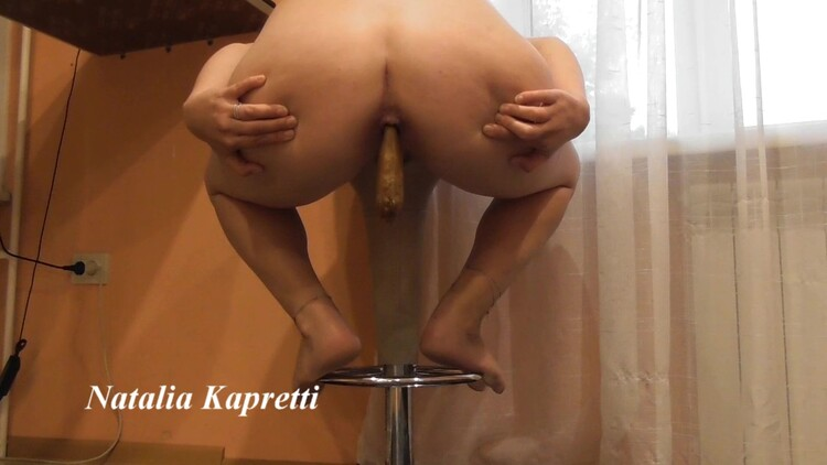 Mistress Natalia Kapretti - Shameless got ass up and shit diarrhea