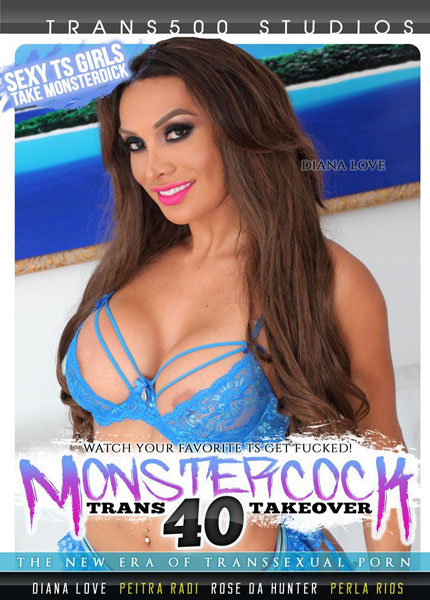 Monster Cock Trans Takeover 40 (2020)