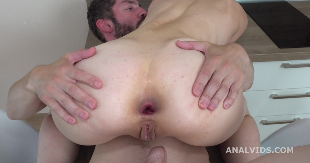 LegalPorno - Giorgio Grandi - Russian Anal Casting with Flick Luchik, Balls Deep Anal, Gapes and Swallow GL257
