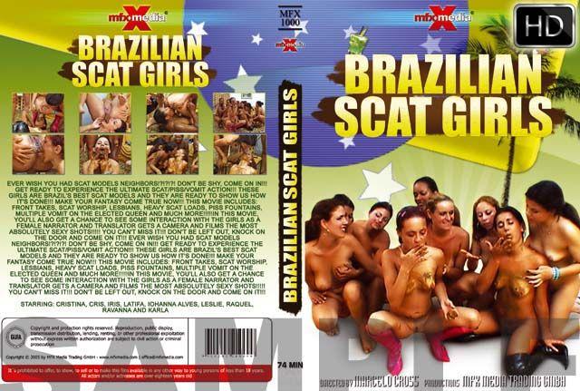 MFX-Media - Brazilian Scat Girls
