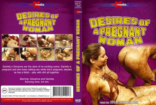 MFX-Media - Desires of a Pregnant Scat Woman