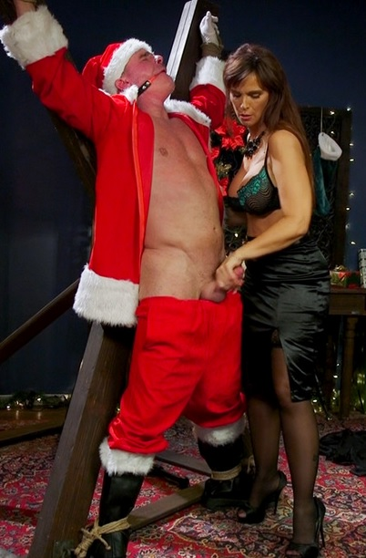 Santa Gets Got