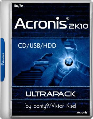 Acronis 2k10 UltraPack 7.25.2