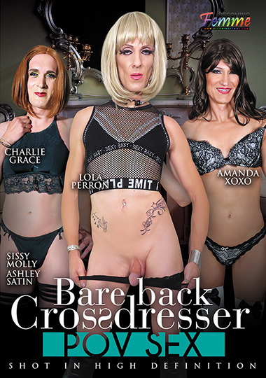Bareback Crossdresser - POV Sex (2020)