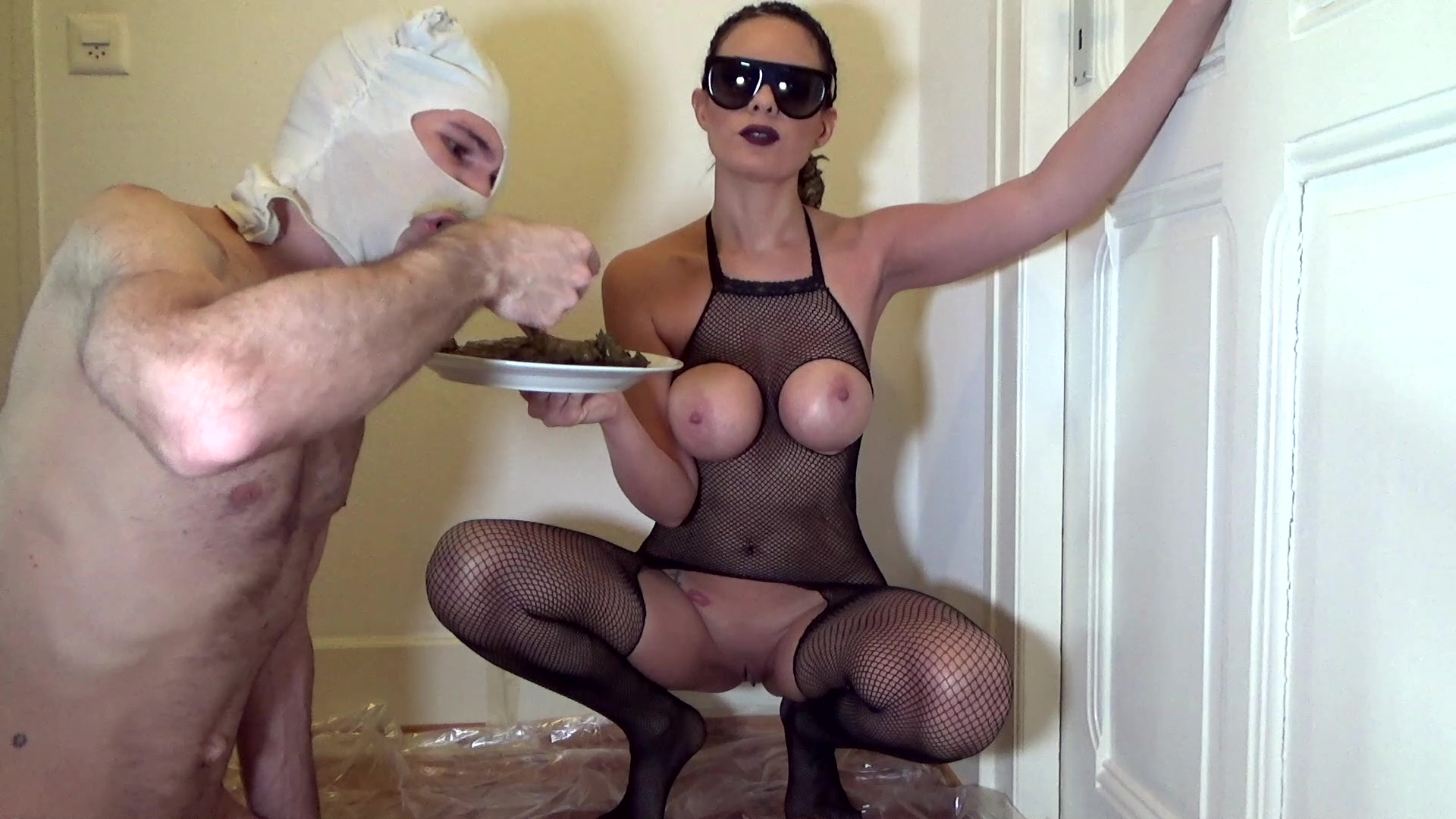 SG-Video - Eat My Elegant Luxurious Scat By Top New Babe Lila