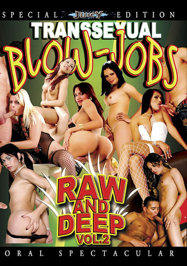 Transsexual Jerk-Offs 2 - Raw And Deep (2008)