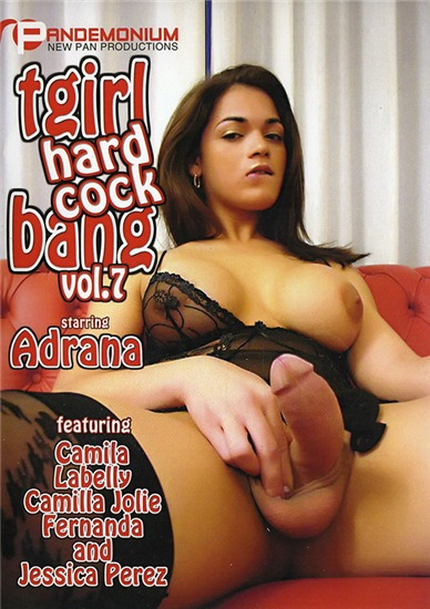T-Girl Hard Cock Bang 7 (2013)