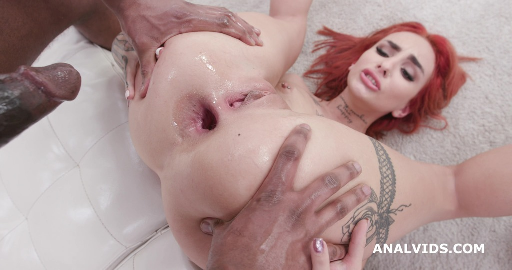 LegalPorno - Giorgio Grandi - Double Anal Creampie, DP Edition with Bella Morningstar, Balls Deep Anal, DP, Creampie and Swallow GL129
