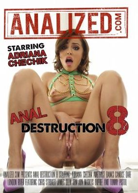Anal Destruction 8 (2020)