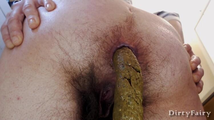 DirtyFairy - Worship Your Hairy Goddess Toilet Slave