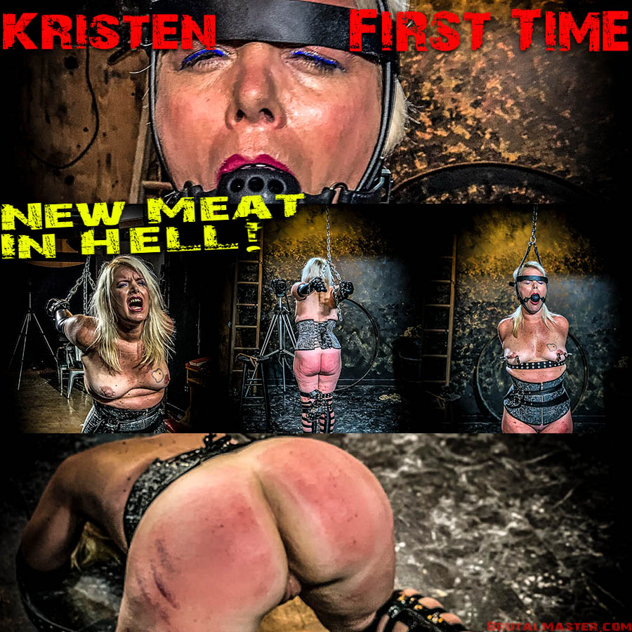 Bdsm Sex - Hard Penetration Of A Big Cock with Kristen (BrutalMaster) [MPEG-4]