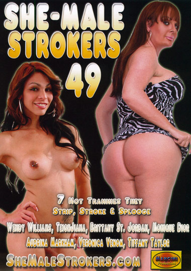 She Male Strokers 49 (2011)